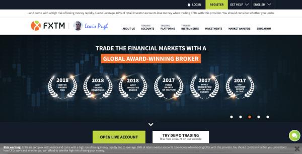 Czy FXTM firmy brokerskiej, że możemy łatwo polegać na?